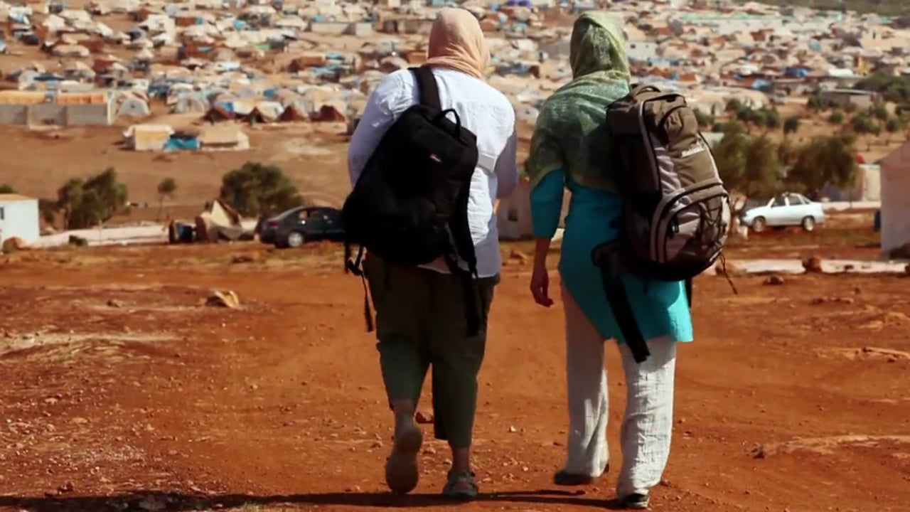 Saving Syria's Children documentary