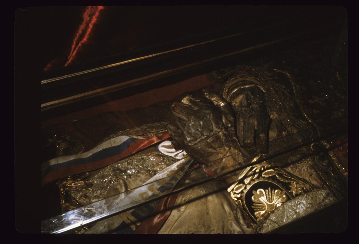 Great martyr Tsar Lazar