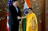 Michael Pompeo's forthcoming visit to New Delhi