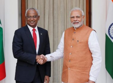 Modi's Indian Ocean Island Trip