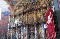 Ravanica: iconostasi