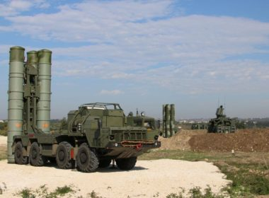 S-400 defense system