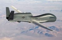 US Navy RQ-4A Global Hawk