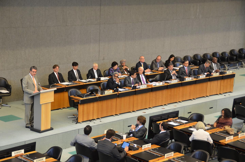 WTO memeber sworn in
