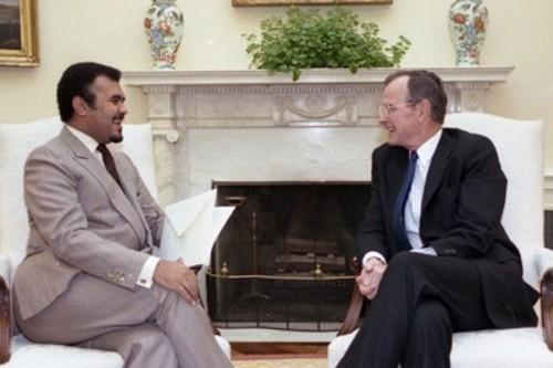 Al Saoud and Bush