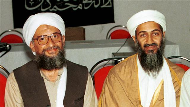 Ben Laden and Zawahiri