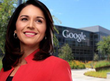 Tulsi Gabbard vs Google