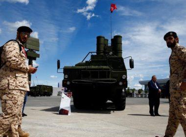 Turkey S-400