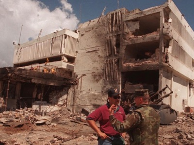 US embassy in Dar es-Salaam