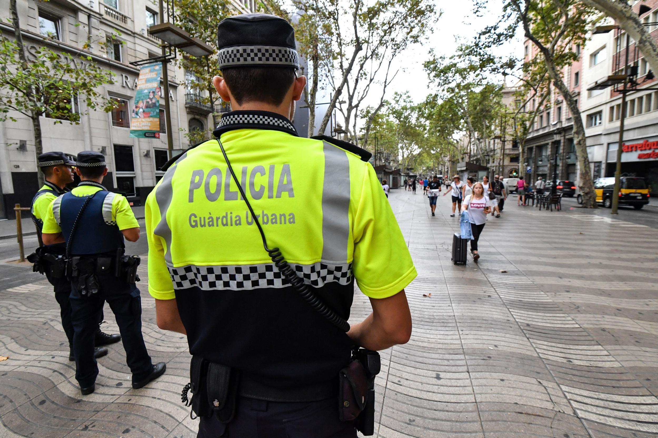 Attacks in Spain