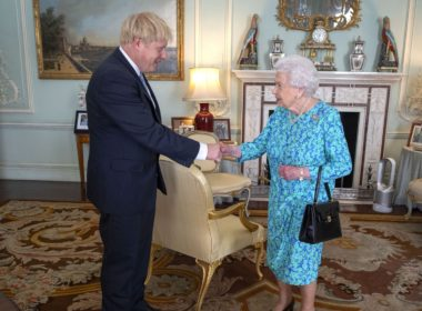 Johnson and Queen