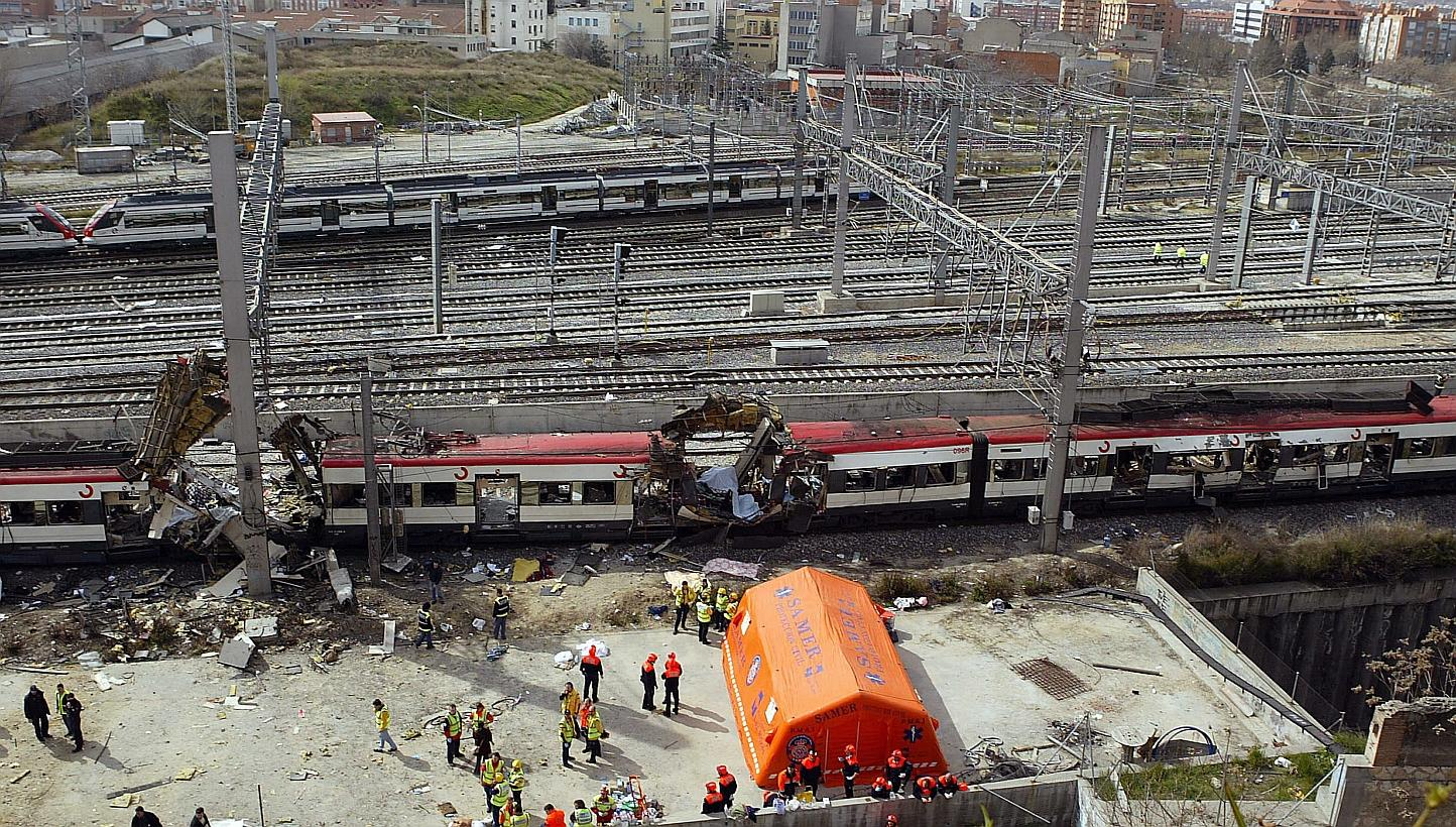 Madrid bombings 2004