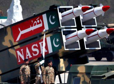 Nuclear Alert Over Kashmir