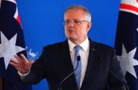 PM Australia Scott Morrison
