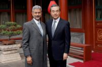 Wang Yi and S. Jaishankar