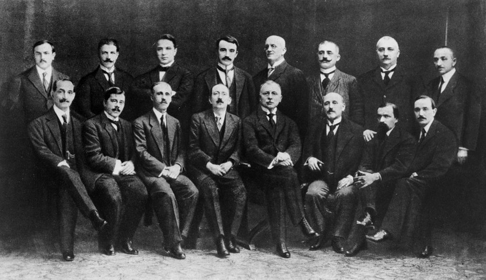 Yugoslav Committee in WWI