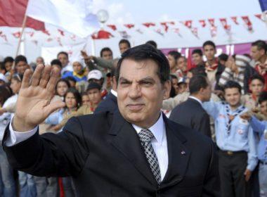 Corrupt Rule Of Ben Ali