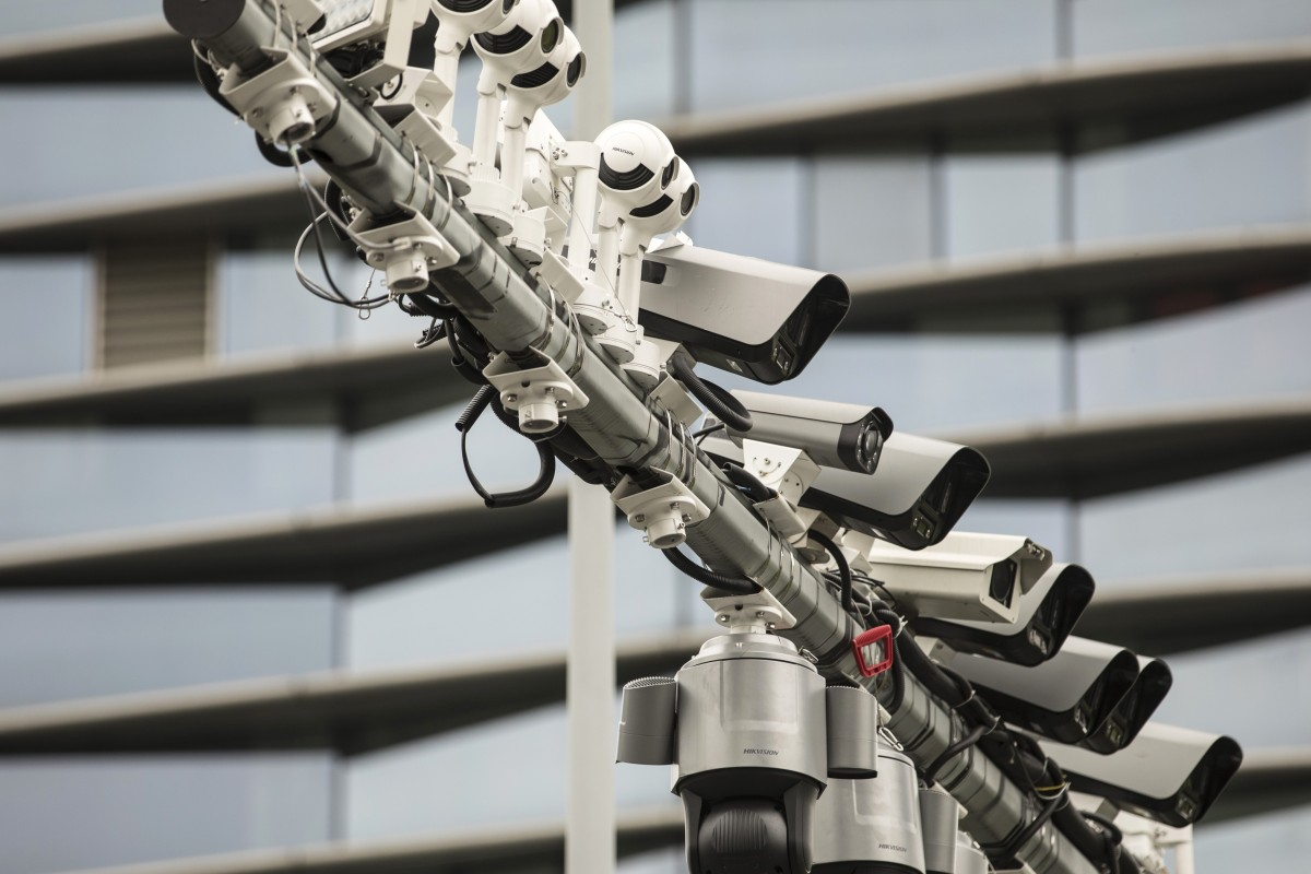 Globalising AI Surveillance