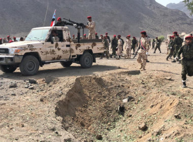 Houthi Attack On Abqaiq