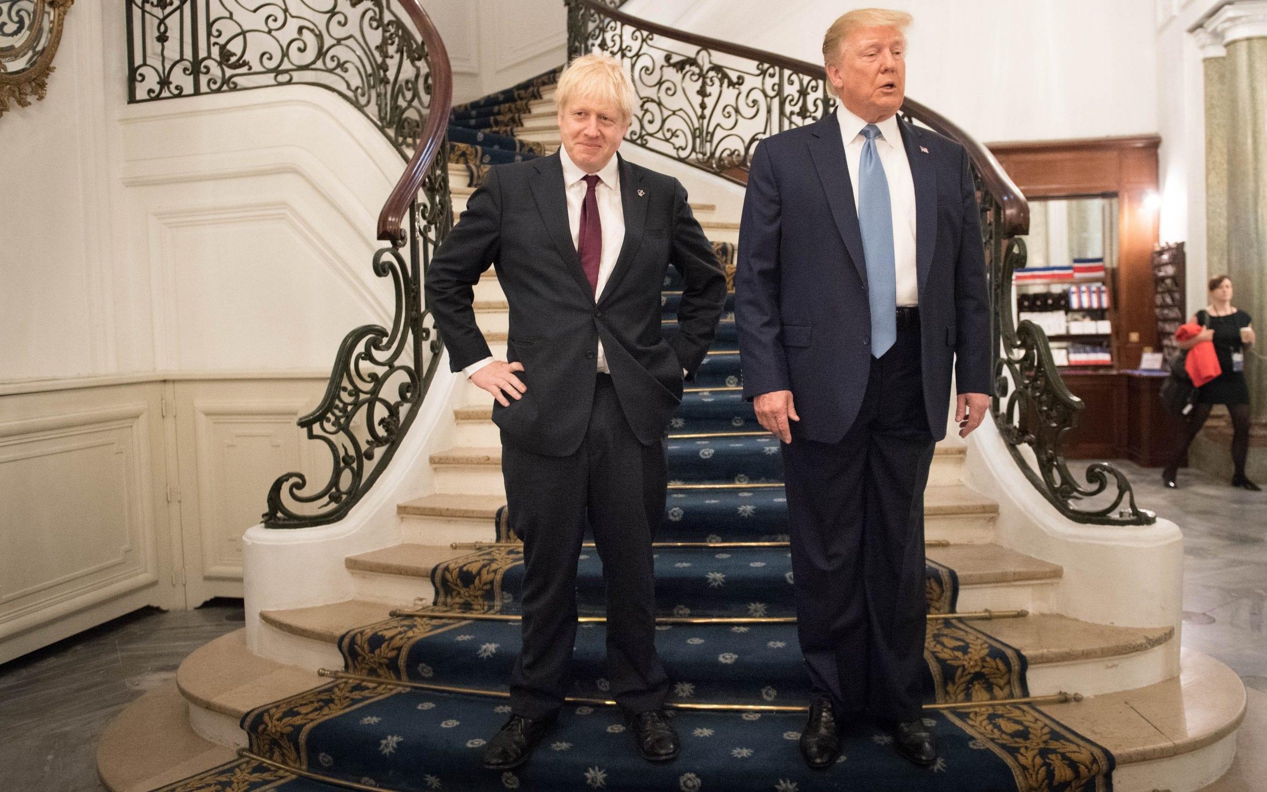 Johnson-Trump