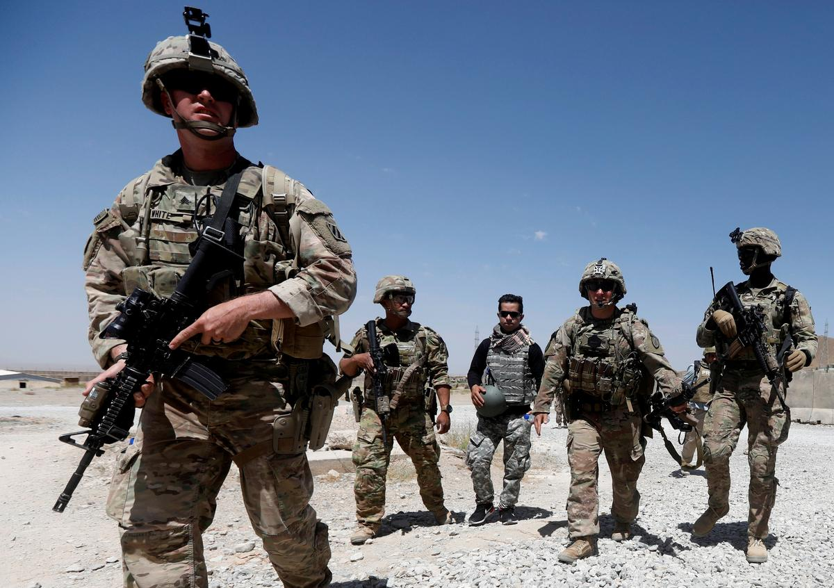 Time To Liberate Afghanistan