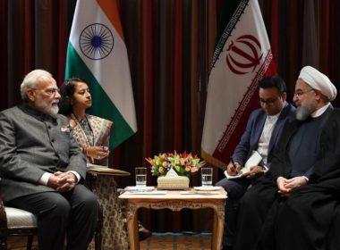 Modi and Rouhani