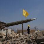 Hezbollah misile