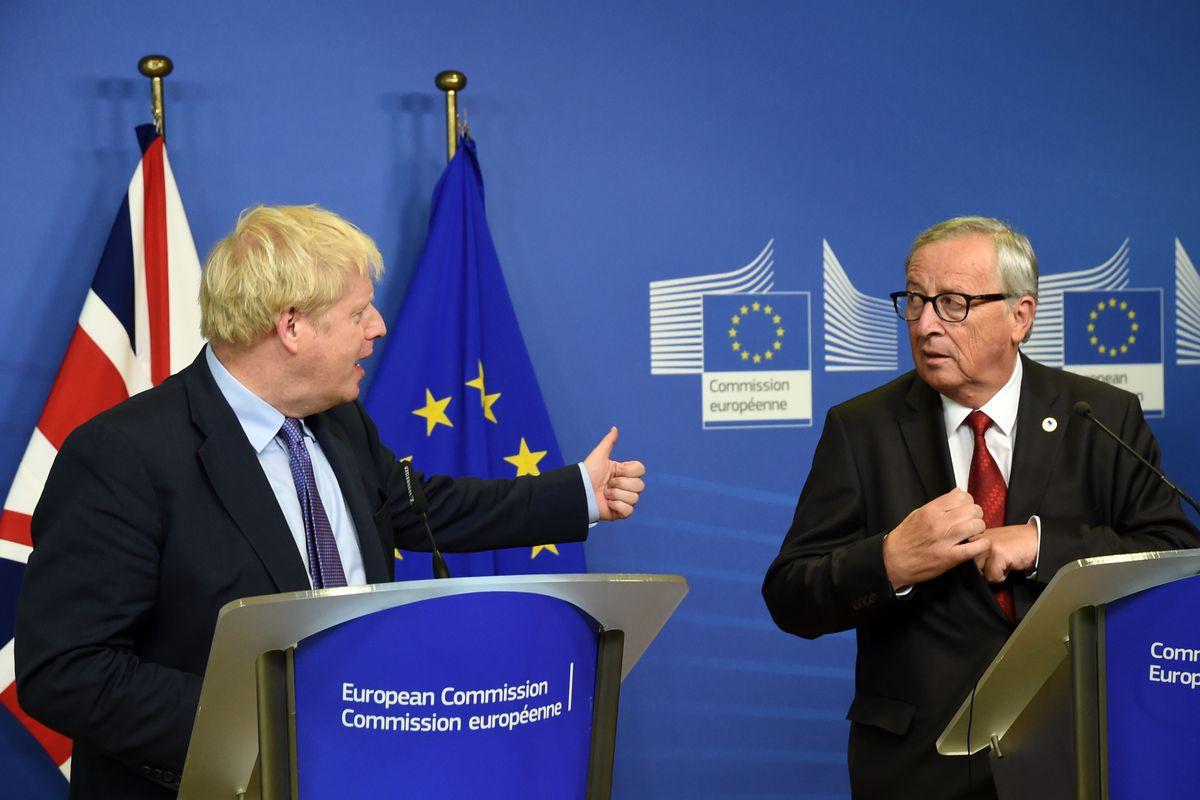 Johnson Brexit deal