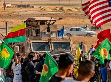 Kurds protest