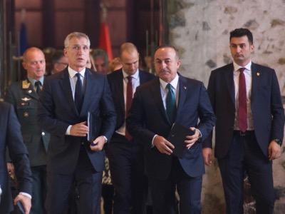 NATO Secretary General visits Turkey