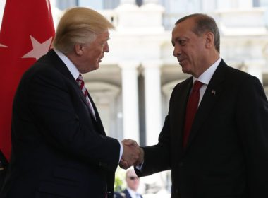 Trump seeks grand bargain with Erdogan