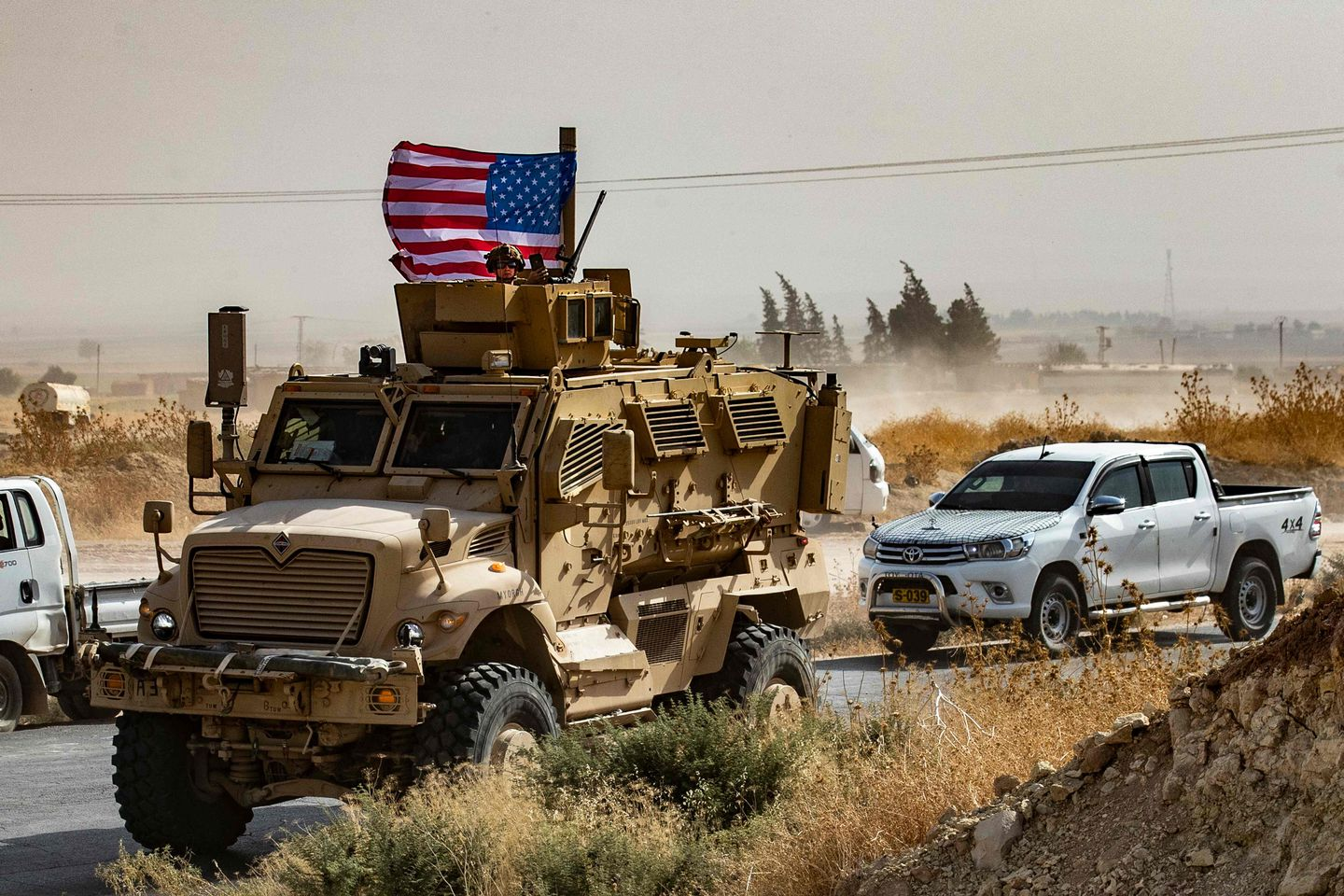 US to withdraw from Syria