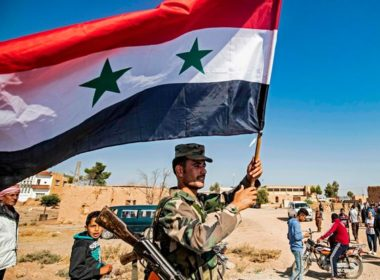 US withdrawal from Syria