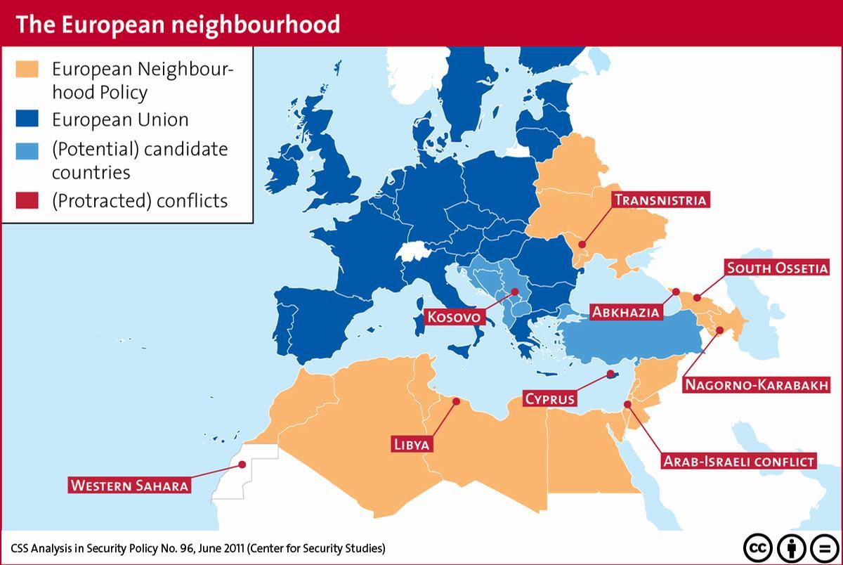 European neighbourhood