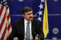 US special envoy Matthew Palmer
