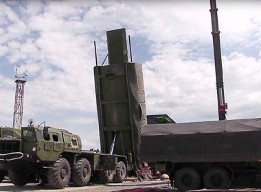 Avangard missile system