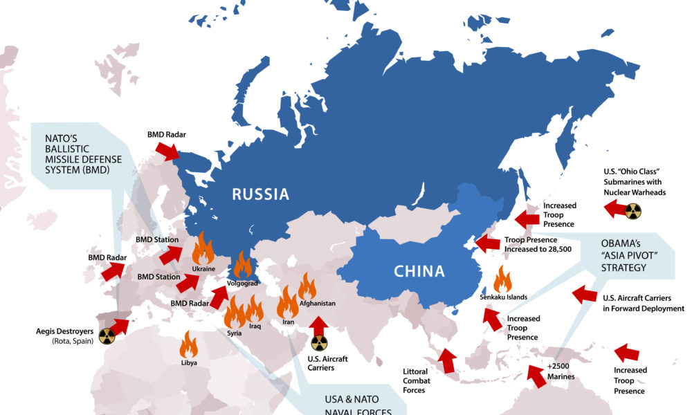 Cold war 2 map