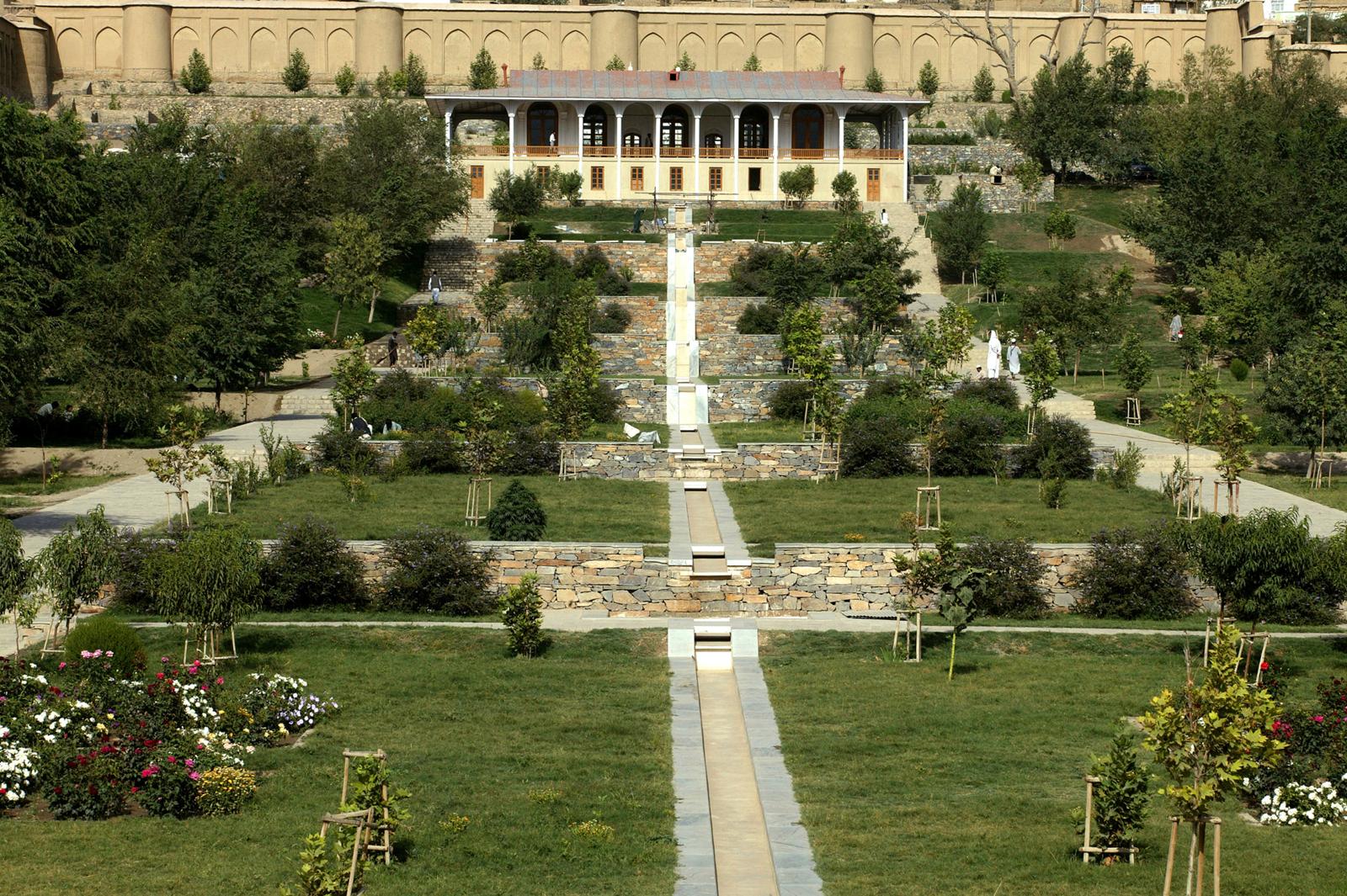 Garden of Babur
