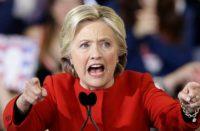 Hillary resentment