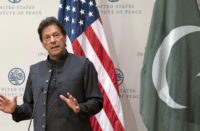 Prime Minister of Pakistan Imran Ahmed Khan Niazi