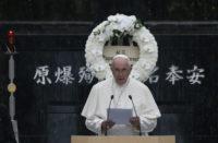 Pope in Japan