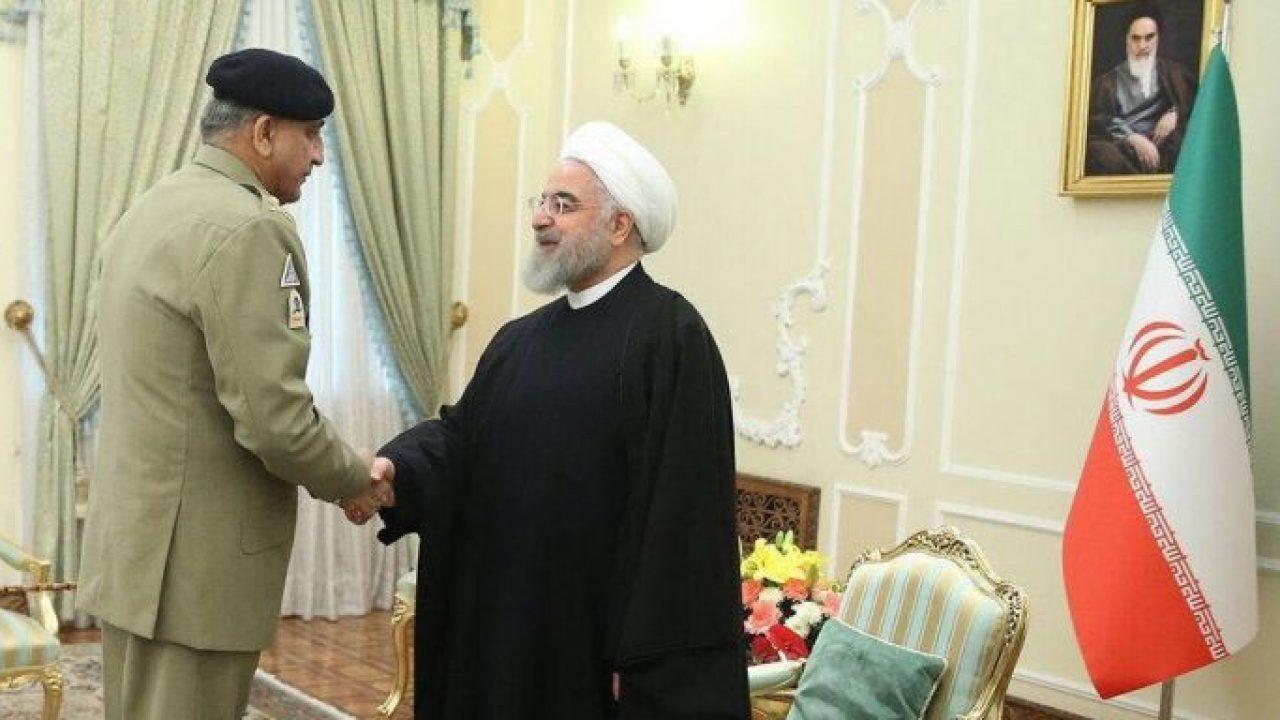 Rouhani met Pakistani General