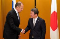 Russia-Japan talks