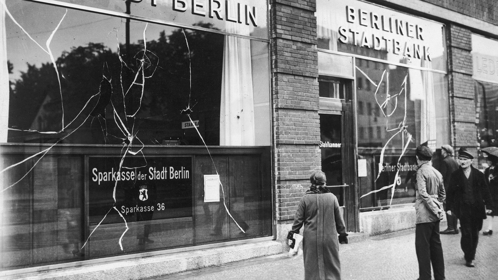 Berlin Riot