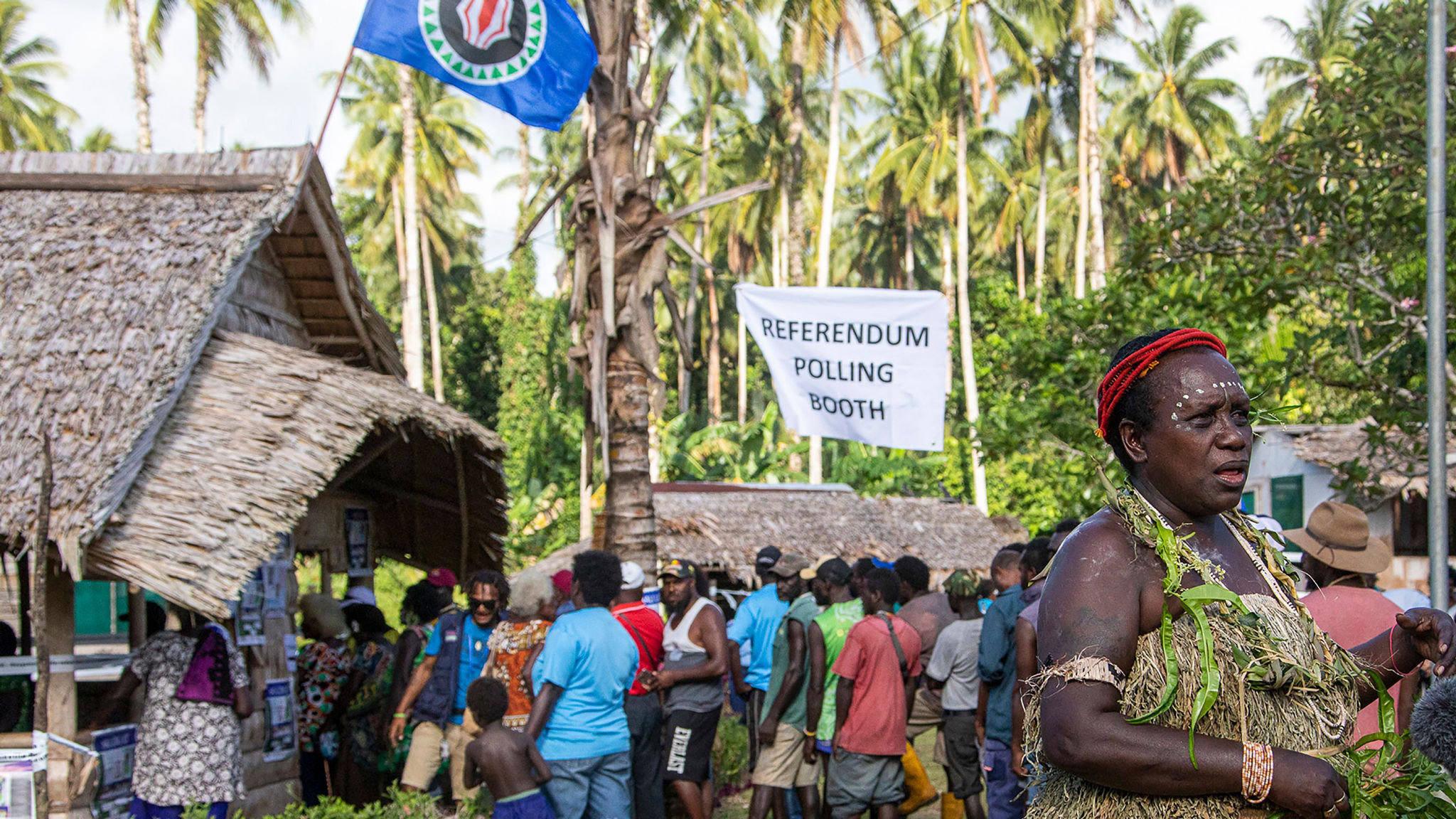 Bougainville Referendum