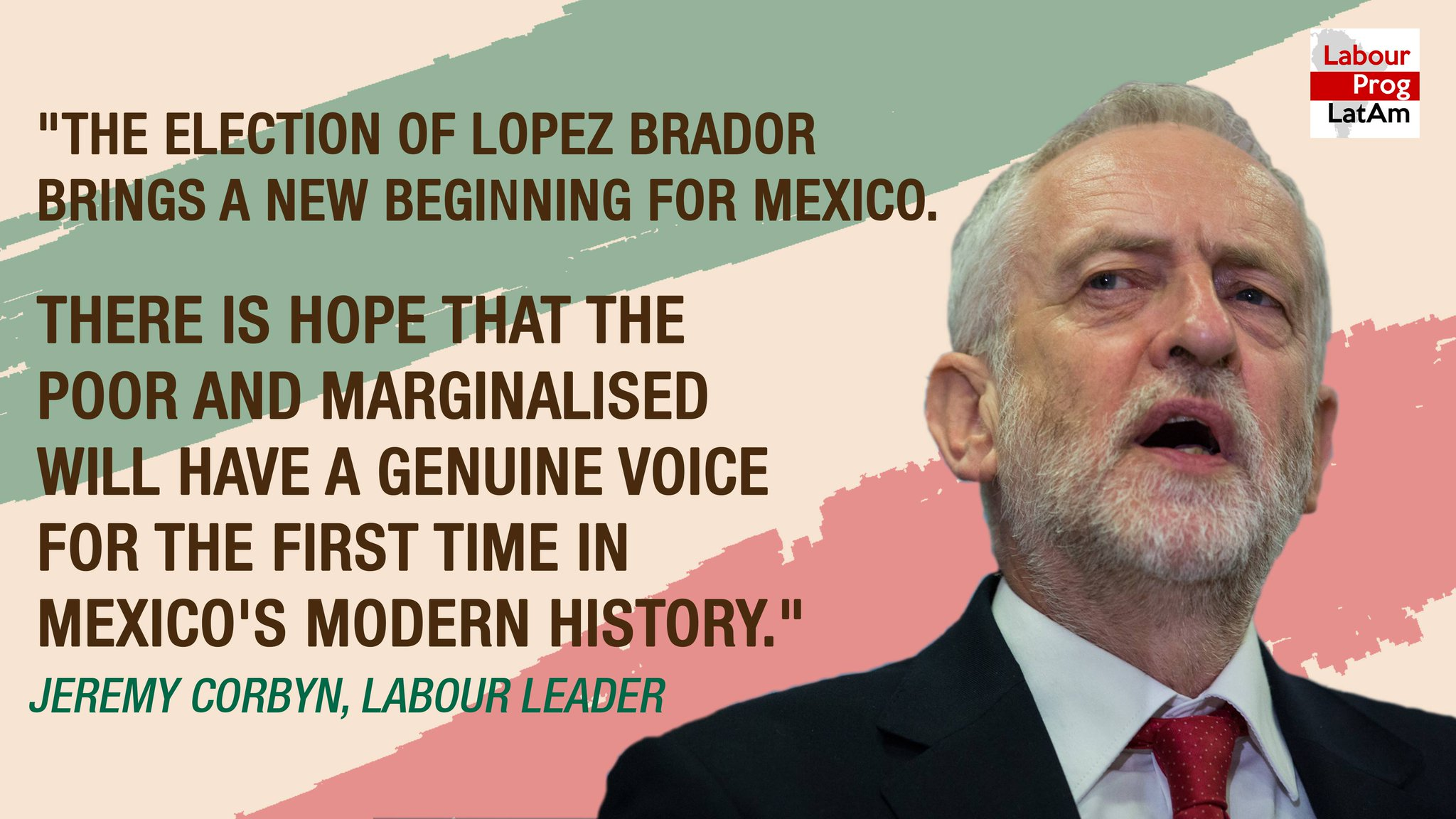 Corbyn on Mexico