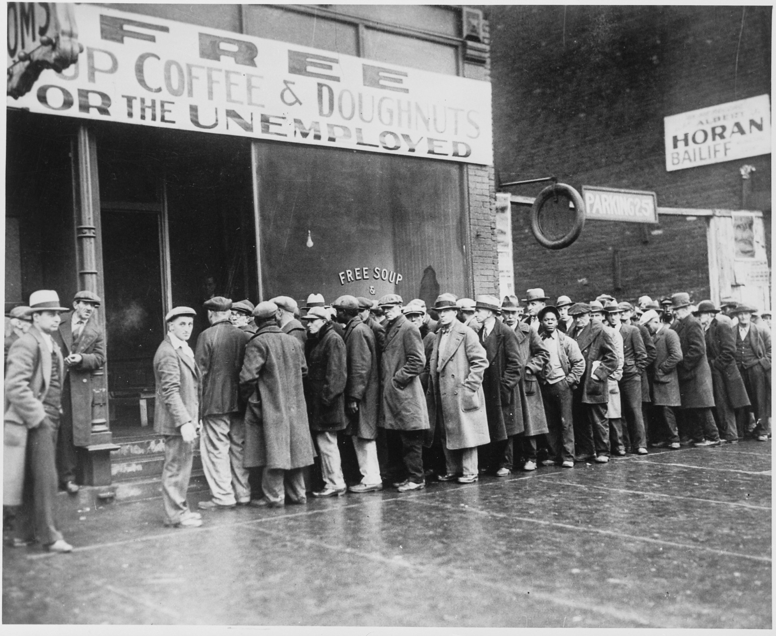 Great economic depression
