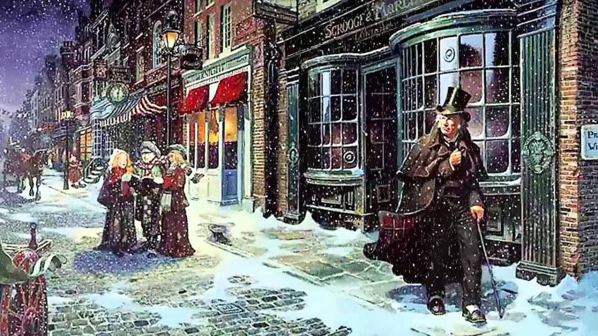 Have a Dickens of a Christmas