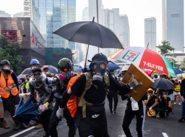 Hong Kong Unrest