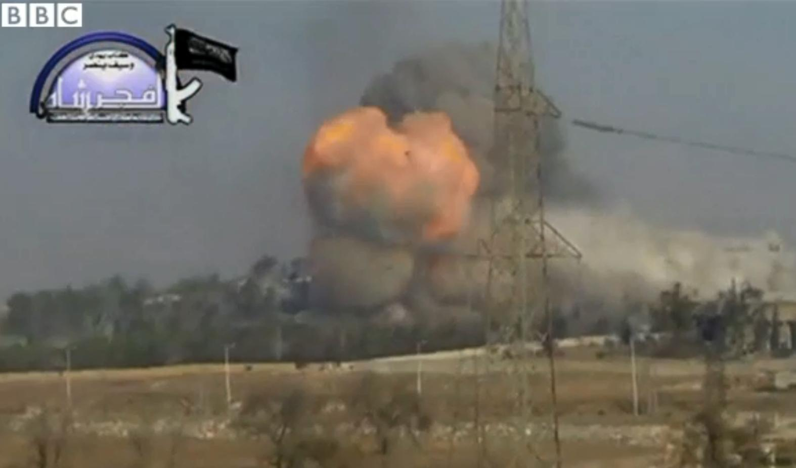 Kindi Bombing